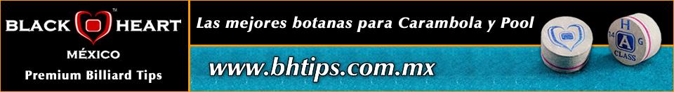 Botanas Premium de Billar para Pool y Carambola